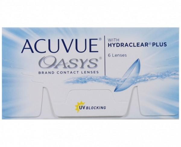 Acuvue Oasys 2-Wochenlinsen