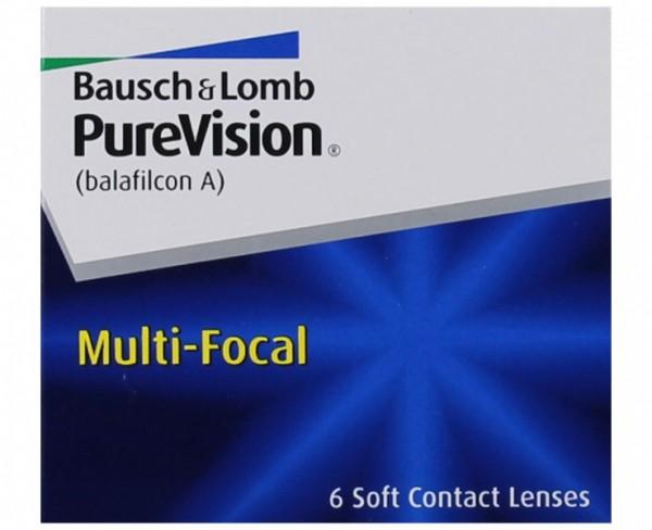 PureVision Multi-Focal Monatslinsen