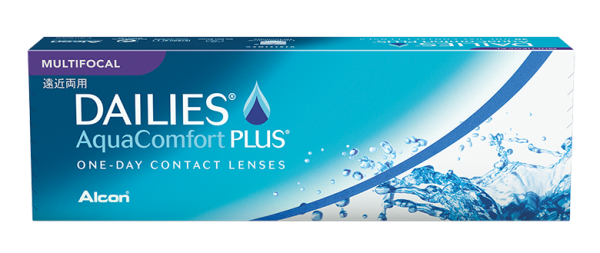 Dailies AquaComfort Plus Multifocal Tageslinsen