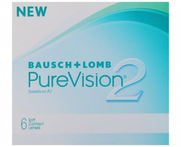PureVision 2 Monatslinsen