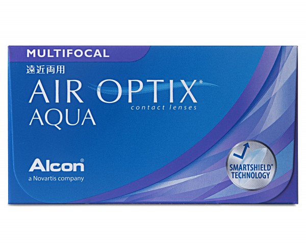 Air Optix Aqua Multifocal Monatslinsen