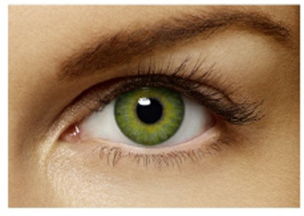 Air Optix Colors Gemstone Green Monatslinsen