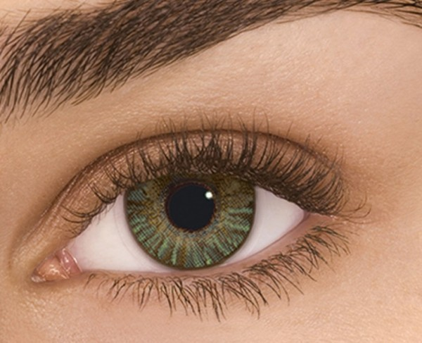 FreshLook ColorBlends Green Monatslinsen