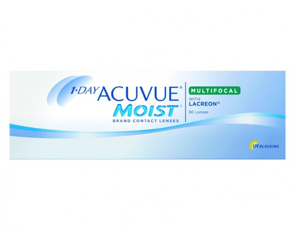 1-Day Acuvue Moist Multifocal Tageslinsen