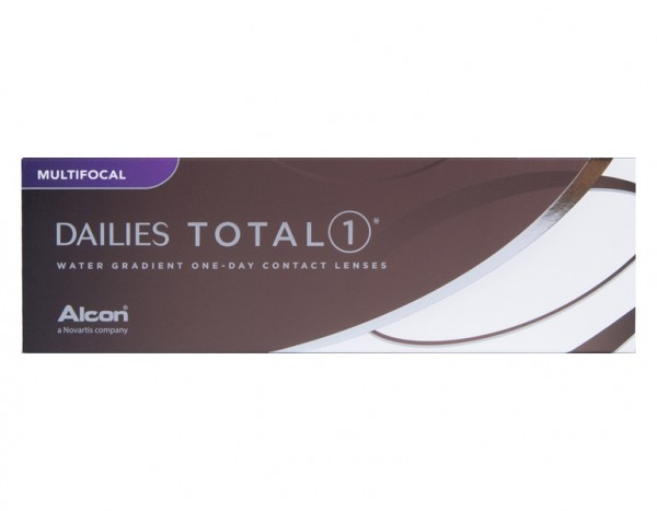 Dailies Total 1 Multifocal Tageslinsen