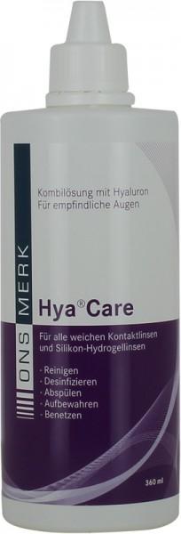 Ons Merk Hya Care