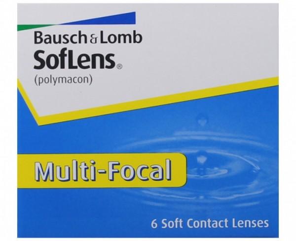 SofLens Multi-Focal Monatslinsen