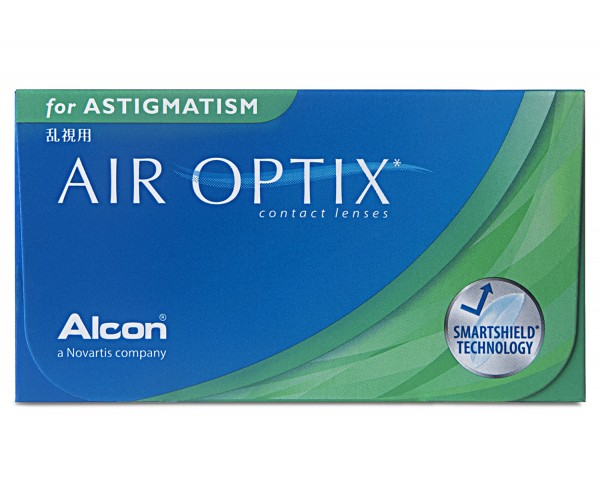 Air Optix for Astigmatism Monatslinsen