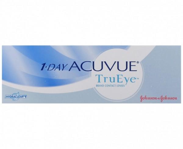 1-Day Acuvue TruEye Tageslinsen