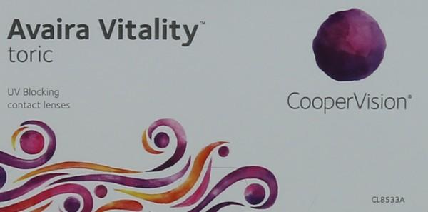 Avaira Vitality Toric Monatslinsen
