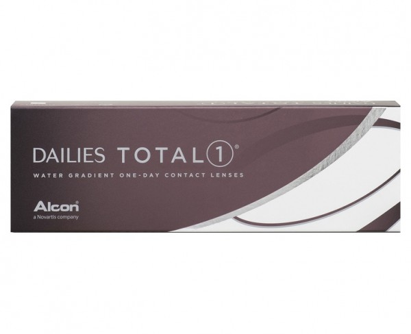 Dailies Total 1 Tageslinsen