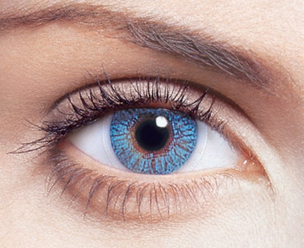 FreshLook Colors Blue Monatslinsen