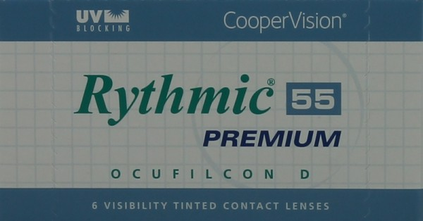 Rythmic 55 Premium UV Monatslinsen