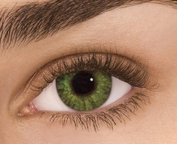 FreshLook ColorBlends Gemstone Green Monatslinsen