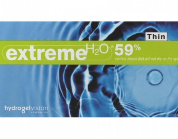 Extreme H2O Thin Monatslinsen